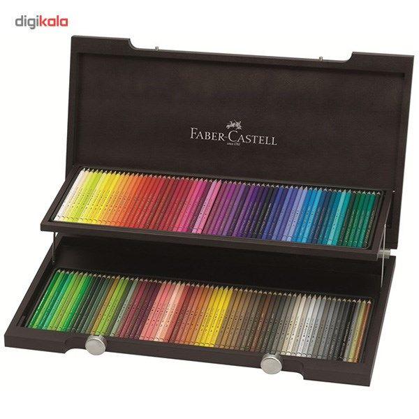 مداد رنگی 120 رنگ فابر کاستل مدل Polychromos main 1 1