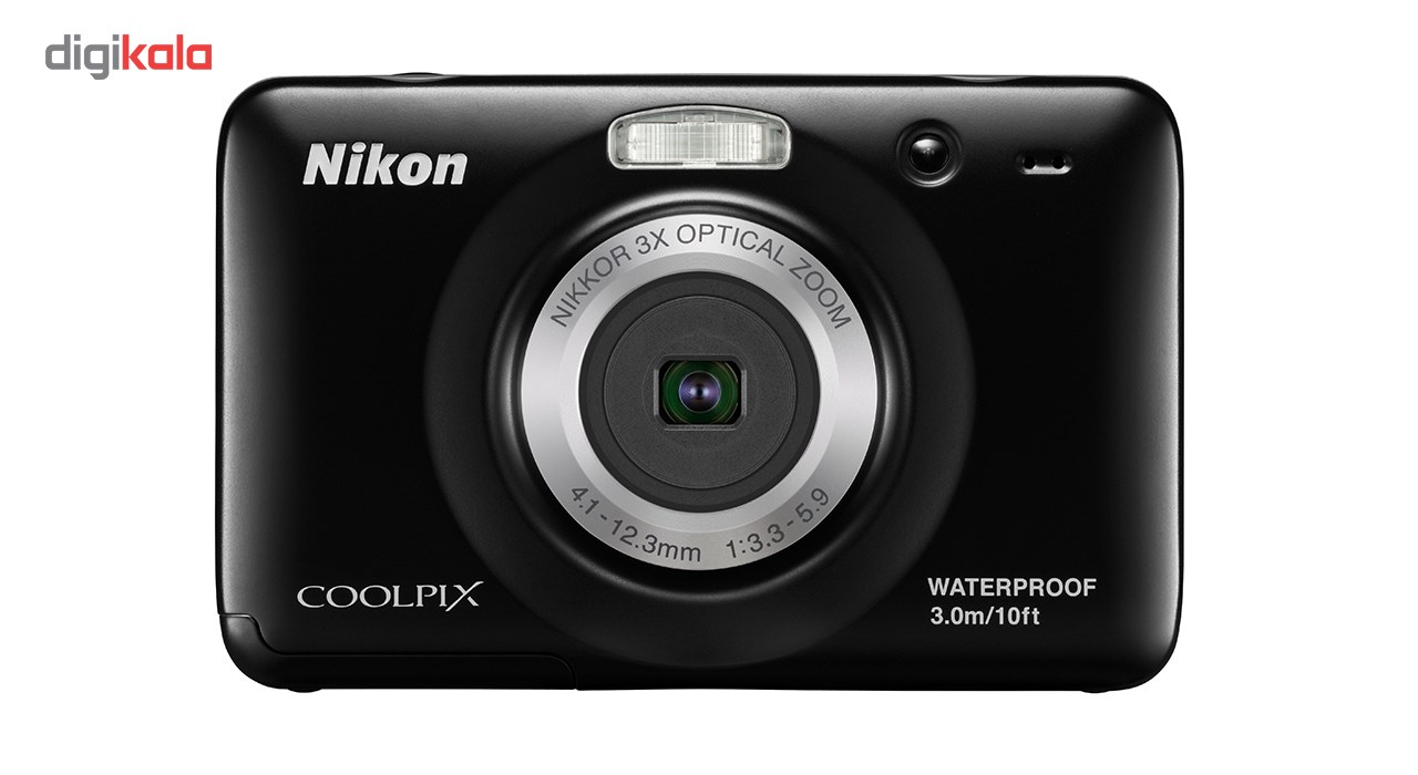 دوربین دیجیتال نیکون مدل Coolpix S30