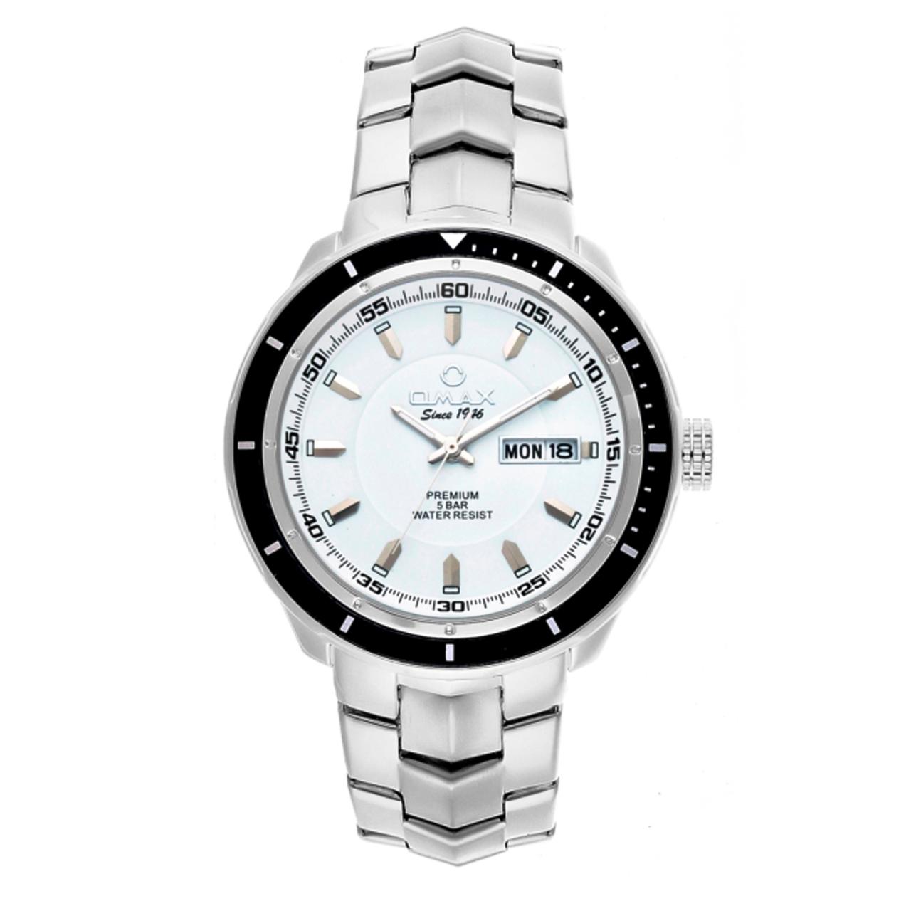 قیمت و خرید                      ساعت مچی عقربه ای مردانه اوماکس مدل 00OAW053V003