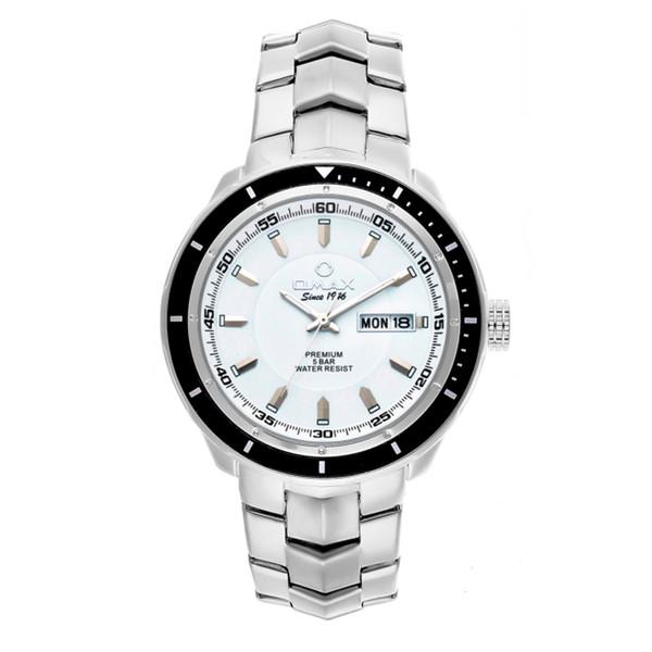 ساعت مچی عقربه ای مردانه اوماکس مدل 00OAW053V003