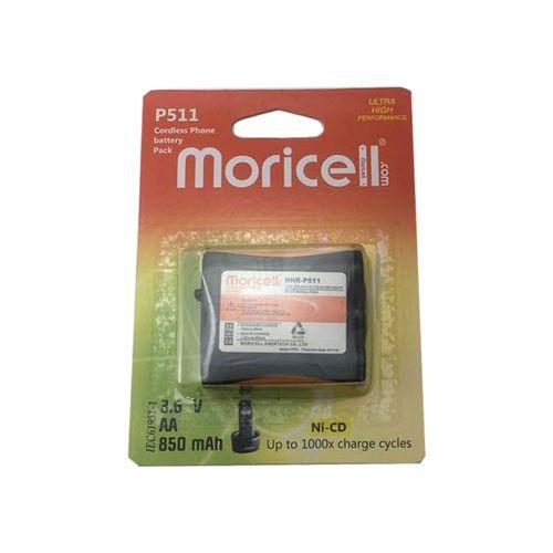 باتری تلفن بیسیم موریسل مدل P511