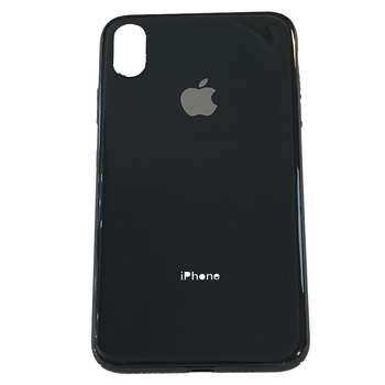 کاور طرح شیشه ای مدل My Case مناسب برای گوشی موبایل اپل آیفون Xs Max