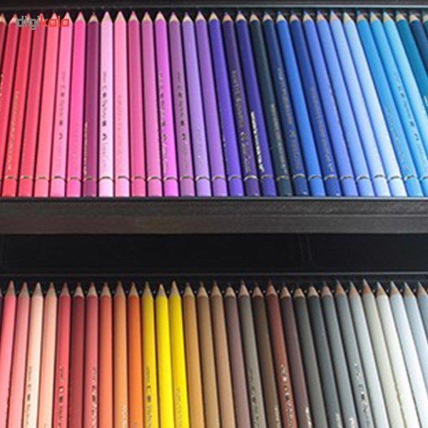مداد رنگی 120 رنگ فابر کاستل مدل Polychromos main 1 4