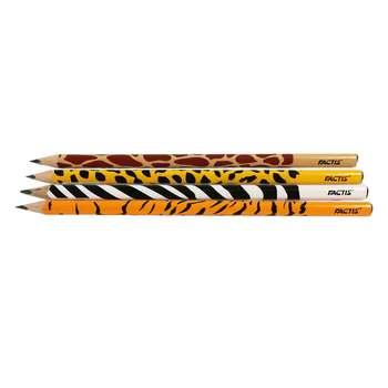مداد فکتیس طرح حیوانات بسته 4 عددی