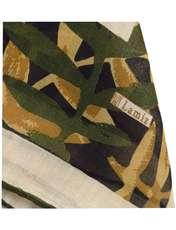 روسری زنانه لمیز مدل برگ  -  - 9