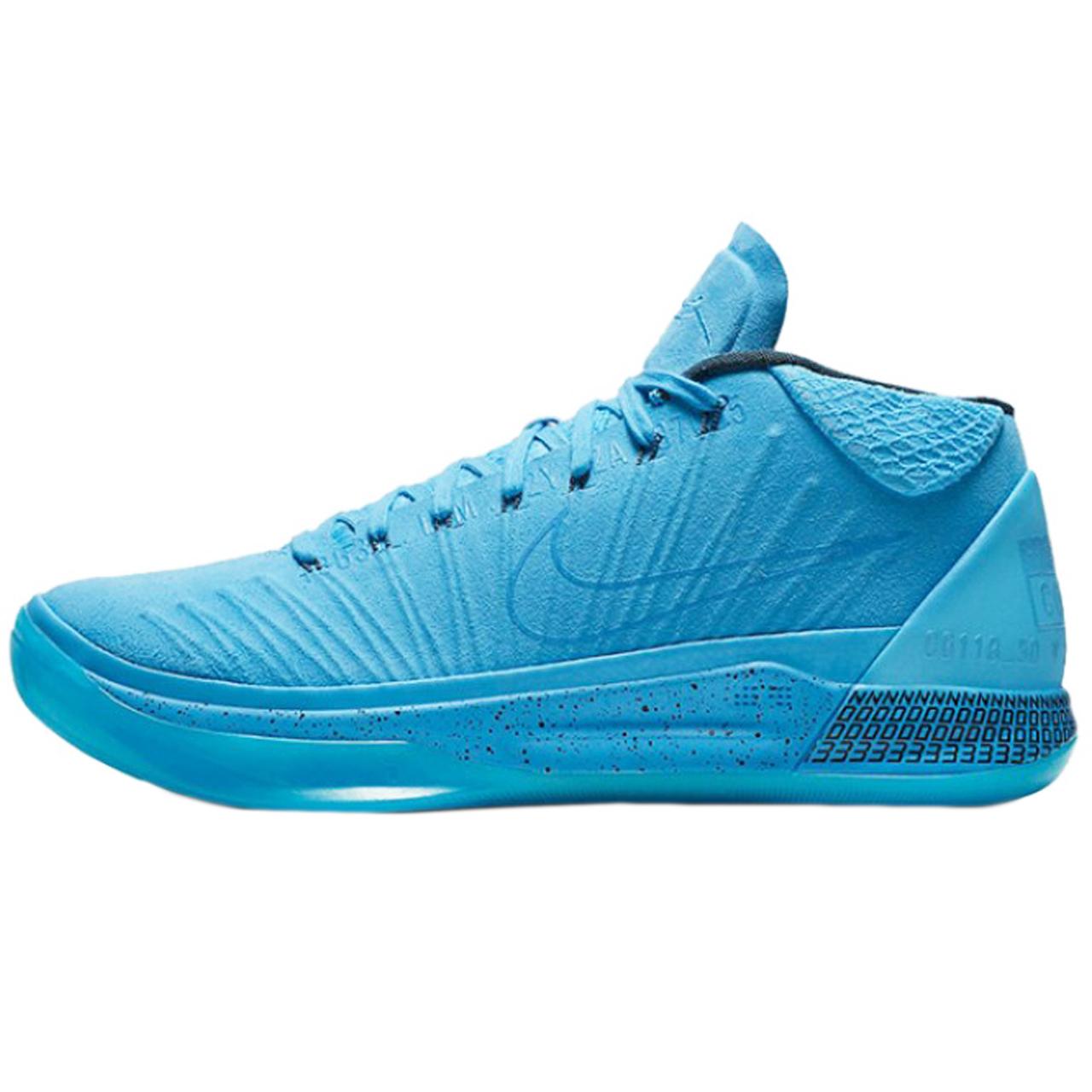 کفش ورزشی مخصوص دویدن و پیاده روی مردانه نایکی مدل  Kobe Blue