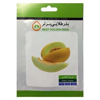 بذر خربزه آناناسی بذر طلایی برتر کد BZT-56