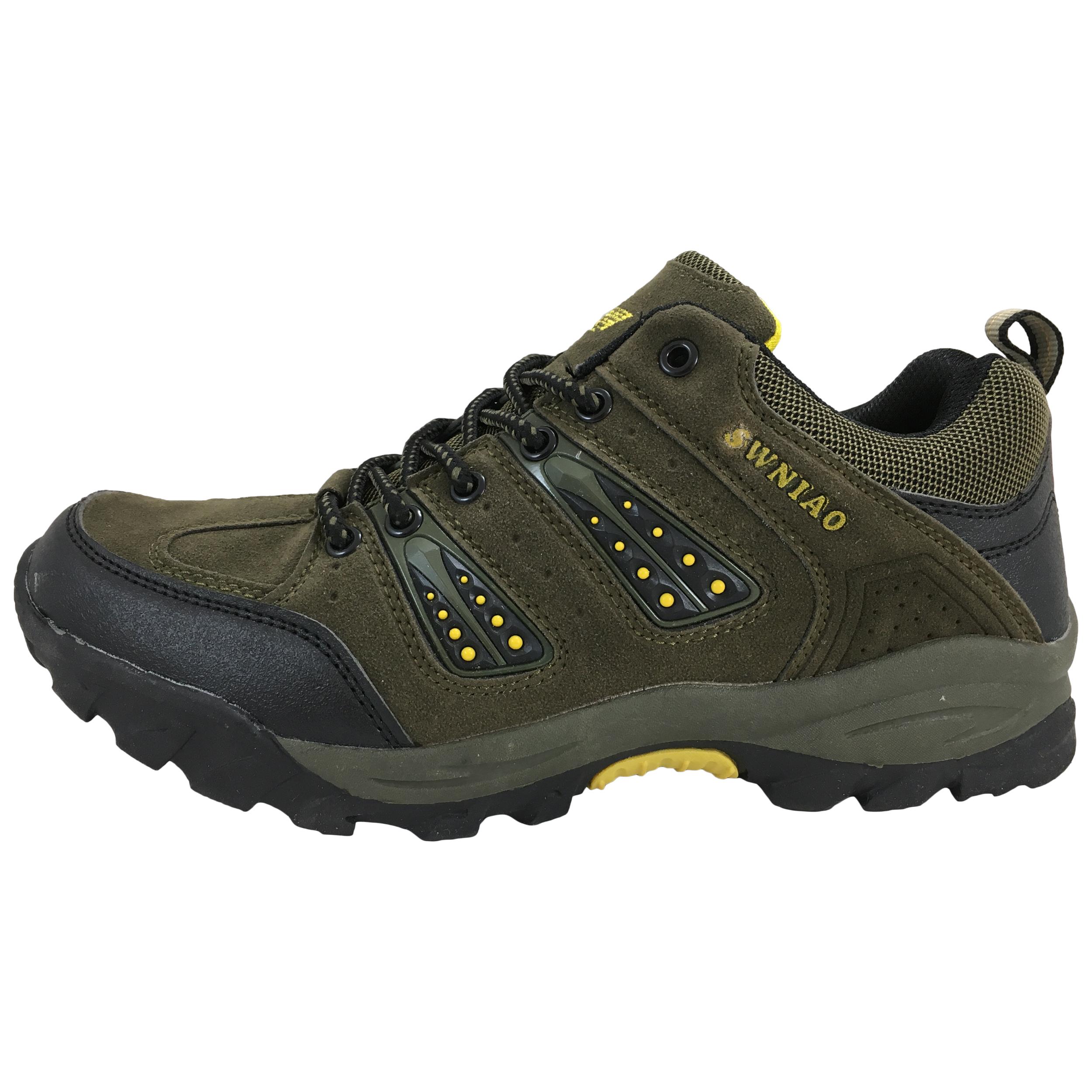 کفش کوهنوردی مردانه شنگ وین مدل سونیا کد A115