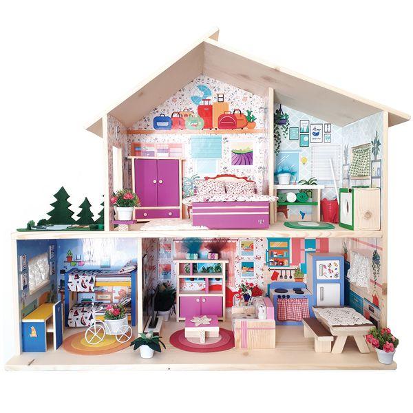 خانه عروسک کد 002 | Play House 002