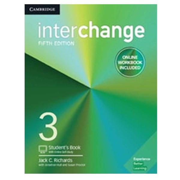کتاب زبان Interchange 3 (5th) SB+WB+CD ویرایش پنجم