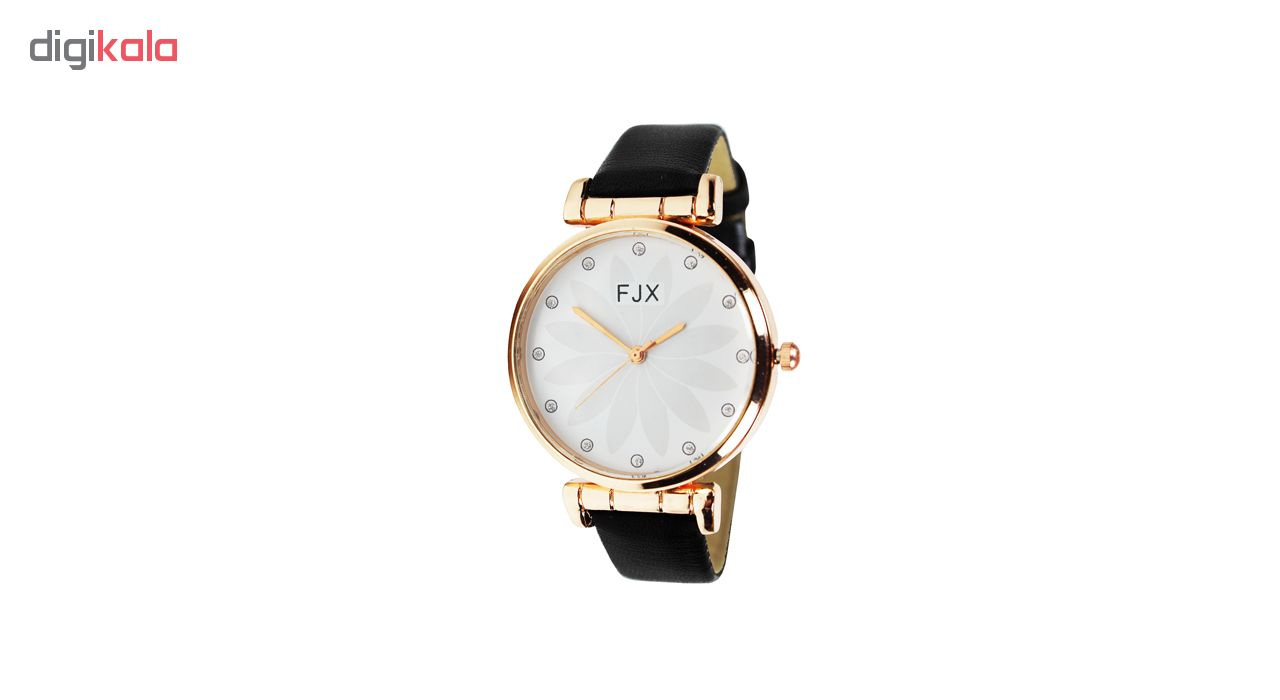 خرید ساعت مچی عقربه ای زنانه اف جی ایکس مدل P4-17 | ساعت مچی