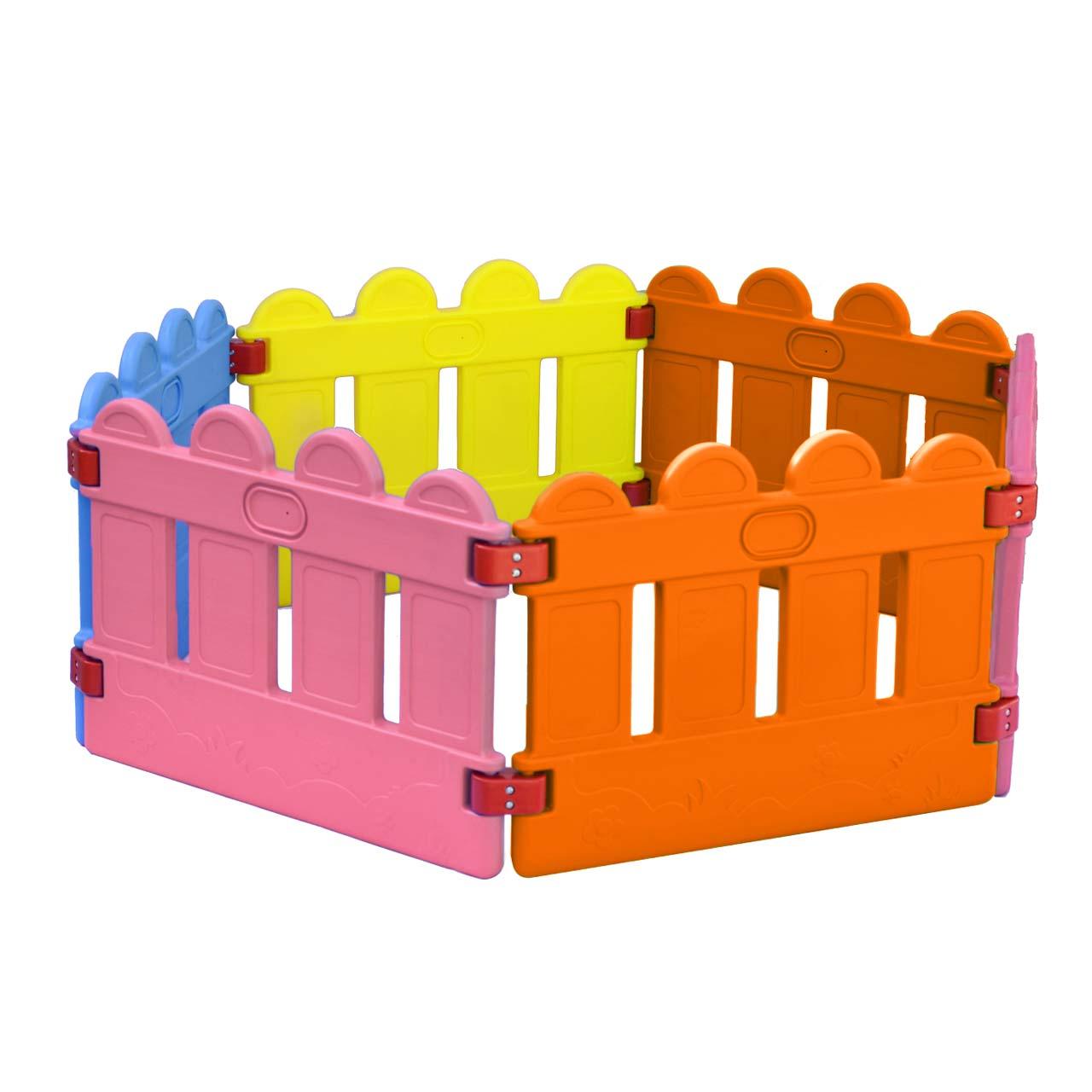 پارک بازی کودک طرح نرده ای کد 5033-1