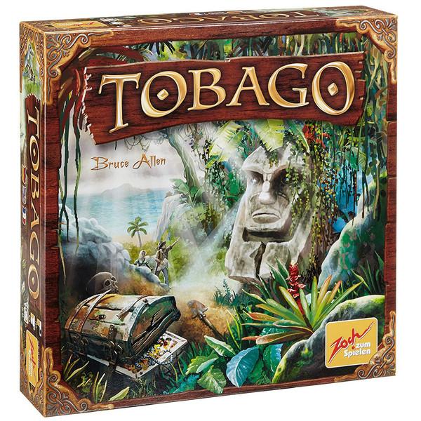 بازی فکری زوخ مدل Tobago