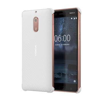 کاور محافظ نوکیا مدل Carbon Fiber مناسب برای گوشی موبایل نوکیا 6