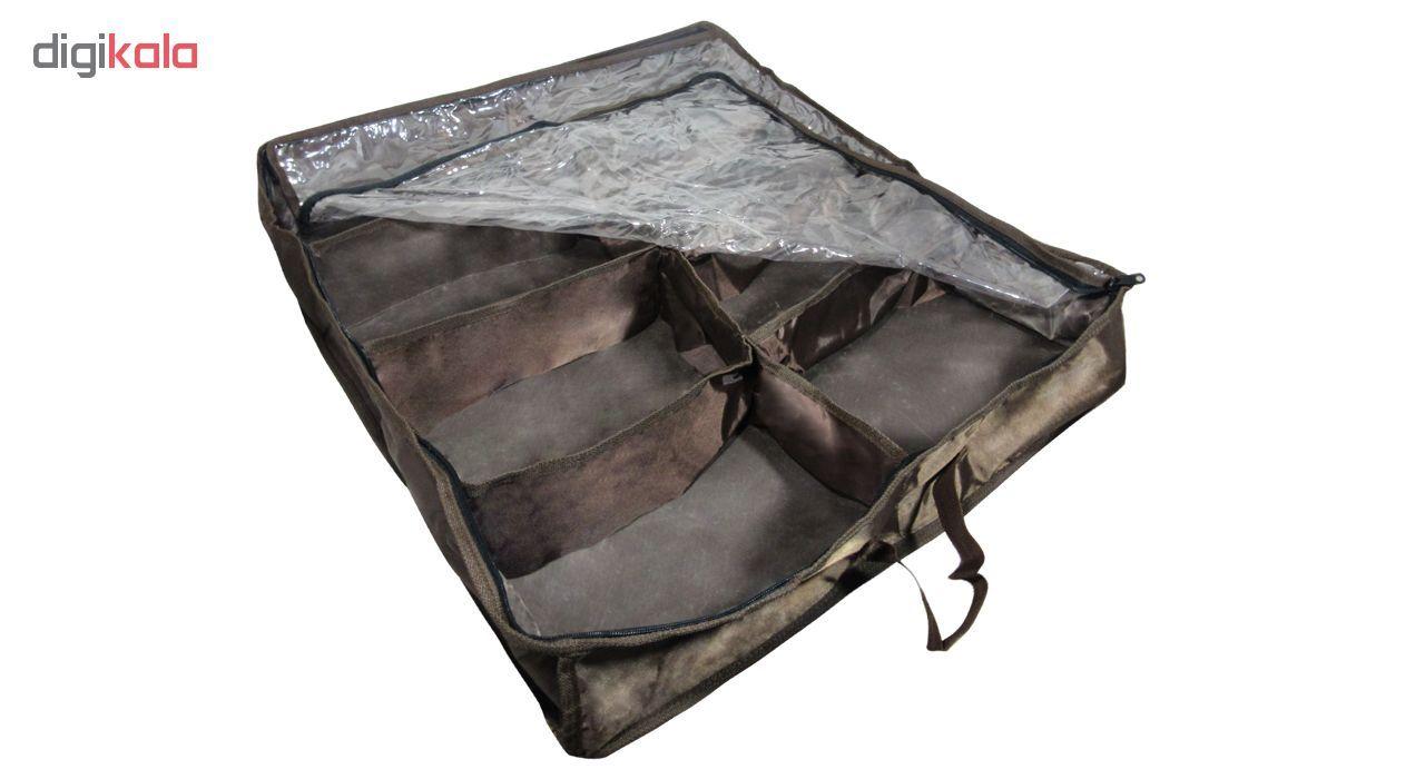 ارگانایزر زیر تختی ایران کارا مدل BOX 8 برزنتی main 1 1