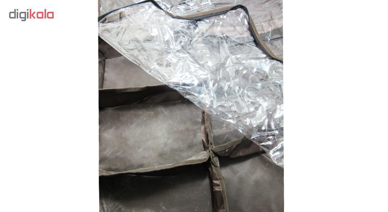 ارگانایزر زیر تختی ایران کارا مدل BOX 8 برزنتی main 1 2