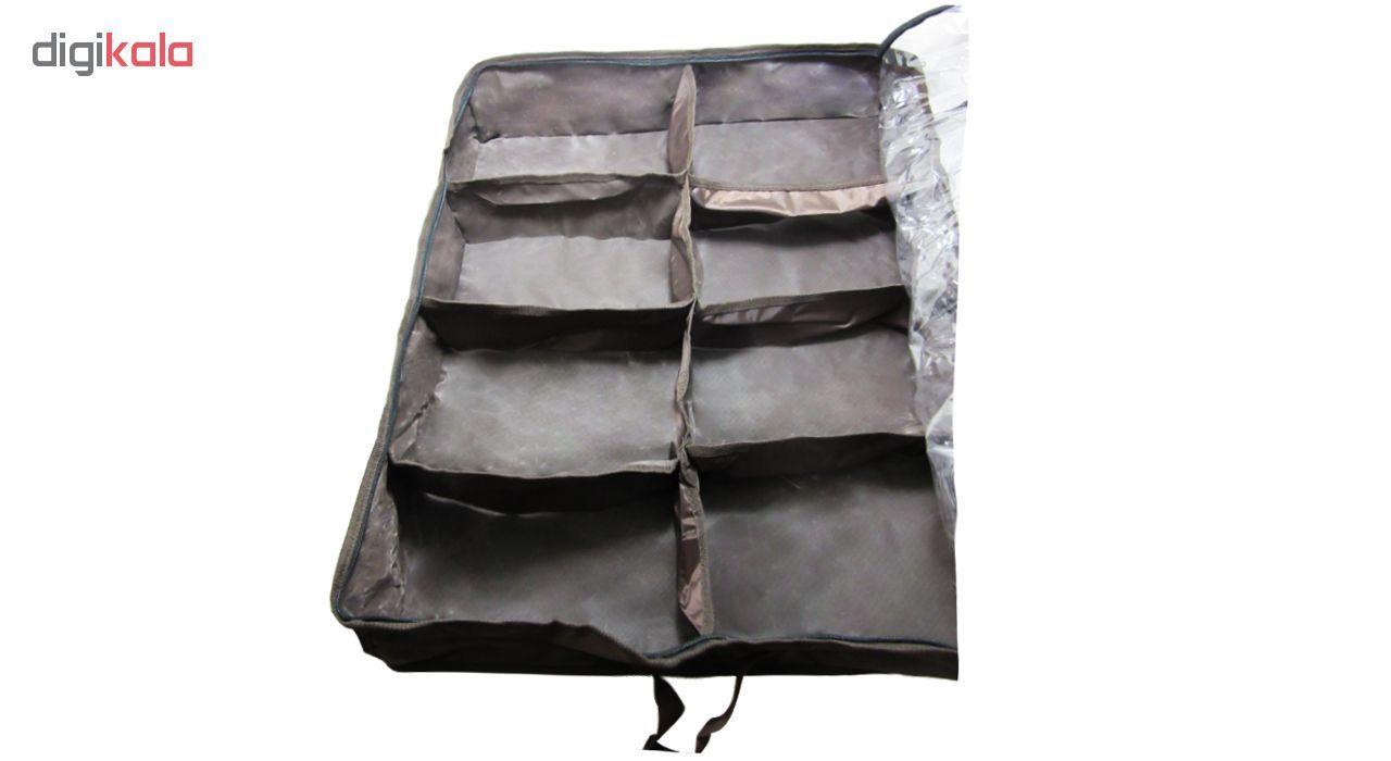 ارگانایزر زیر تختی ایران کارا مدل BOX 8 برزنتی main 1 3