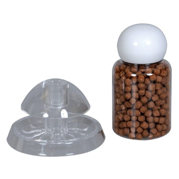 تله حلزون ایستا مدل SNAIL TRAP به همراه غذای حلزون