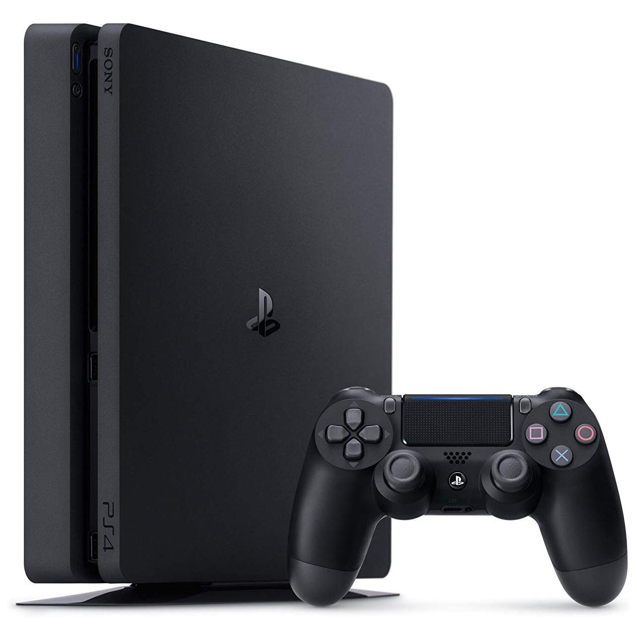 کنسول بازی سونی مدل Playstation 4 Slim کد Region 2 CUH-2216A ظرفیت 500 گیگابایت