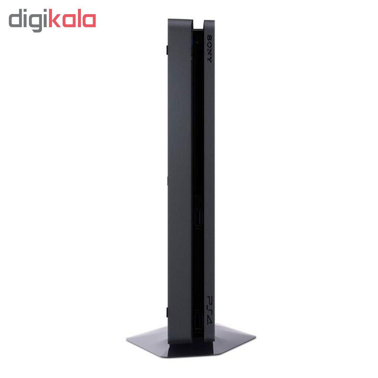 کنسول بازی سونی مدل Playstation 4 Slim کد Region 2 CUH-2216A ظرفیت 500 گیگابایت main 1 5