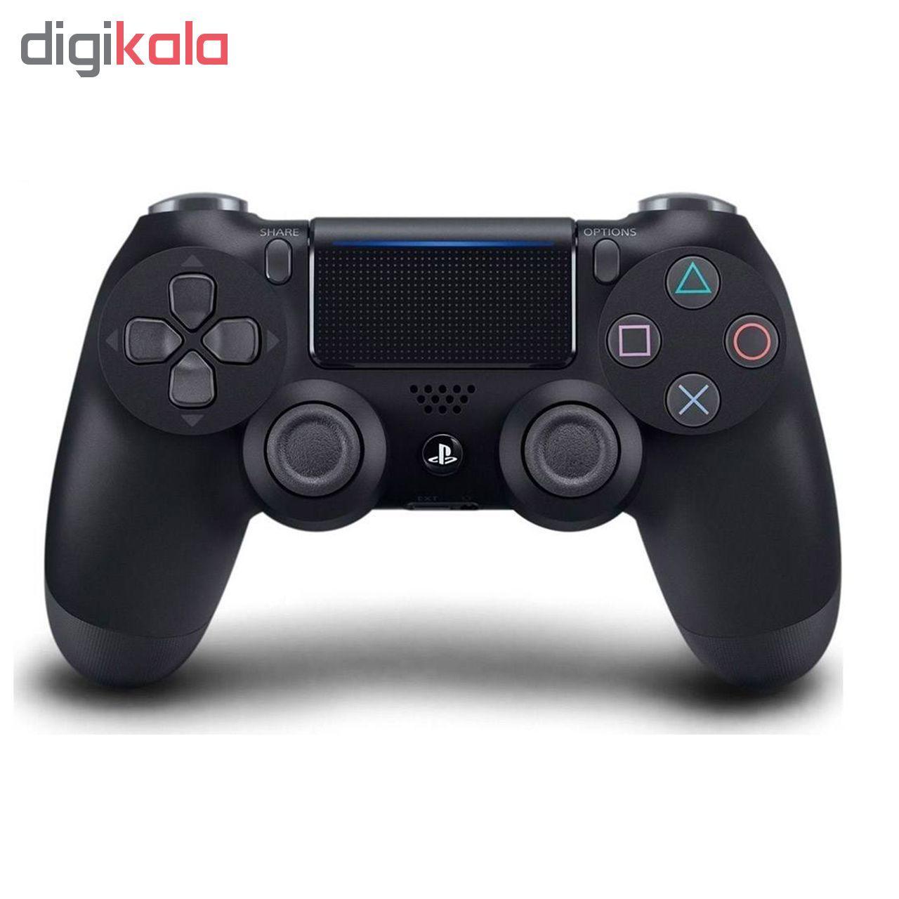 کنسول بازی سونی مدل Playstation 4 Slim کد Region 2 CUH-2216A ظرفیت 500 گیگابایت main 1 6