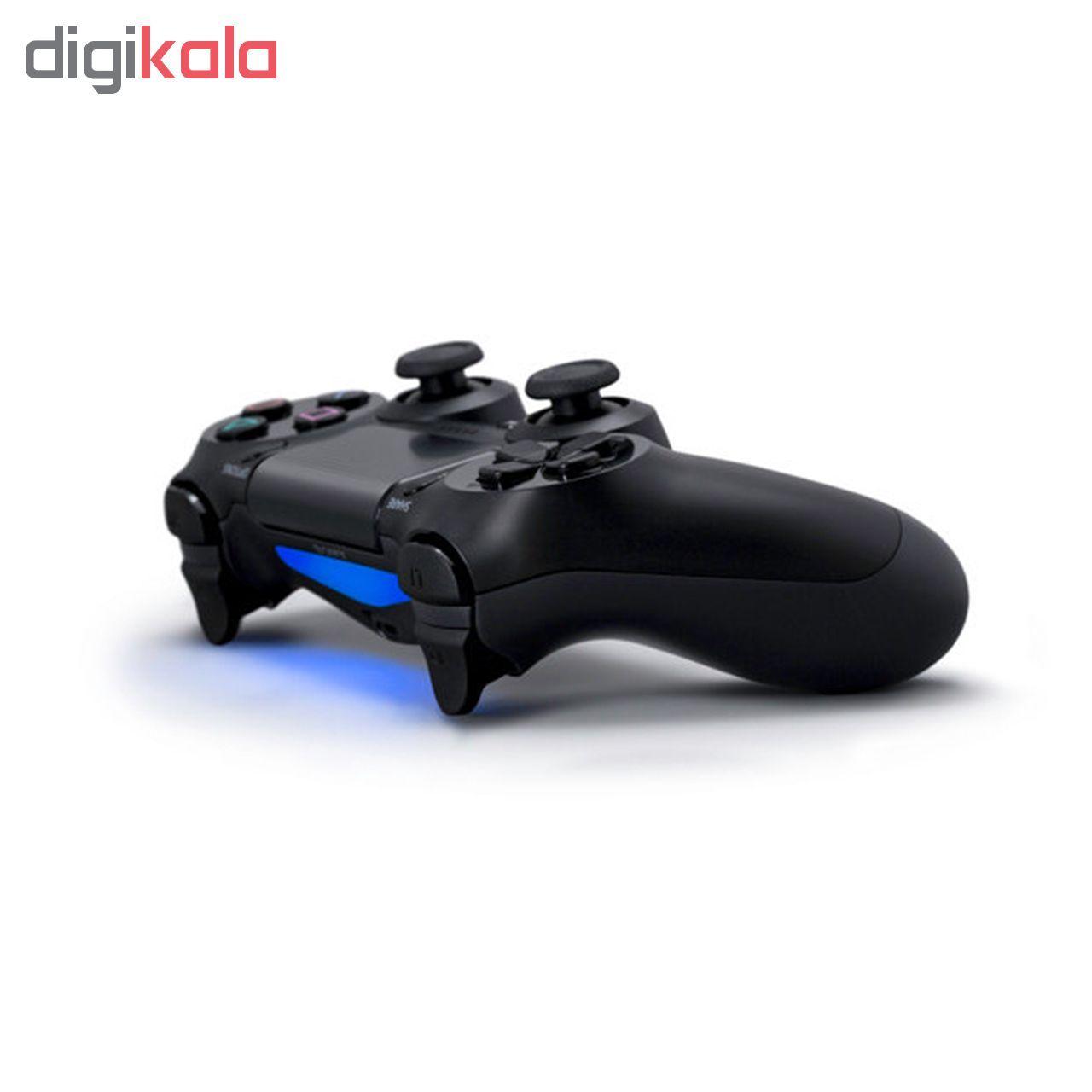 کنسول بازی سونی مدل Playstation 4 Slim کد Region 2 CUH-2216A ظرفیت 500 گیگابایت main 1 8