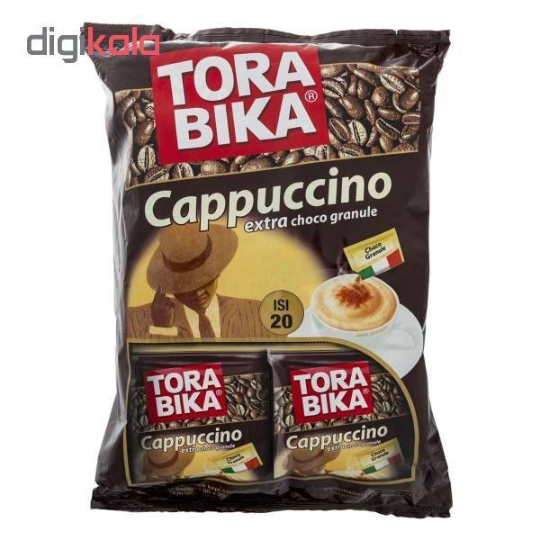کاپوچینو ترابیکا مدل Cappuccino بسته 40 عددی main 1 2