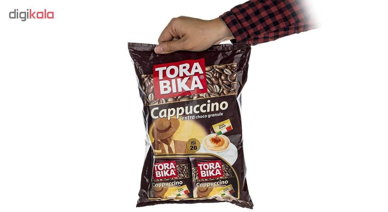 کاپوچینو ترابیکا مدل Cappuccino بسته 40 عددی main 1 5