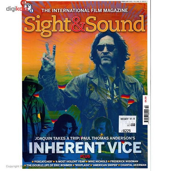 مجله Sight & Sound - فوریه 2015
