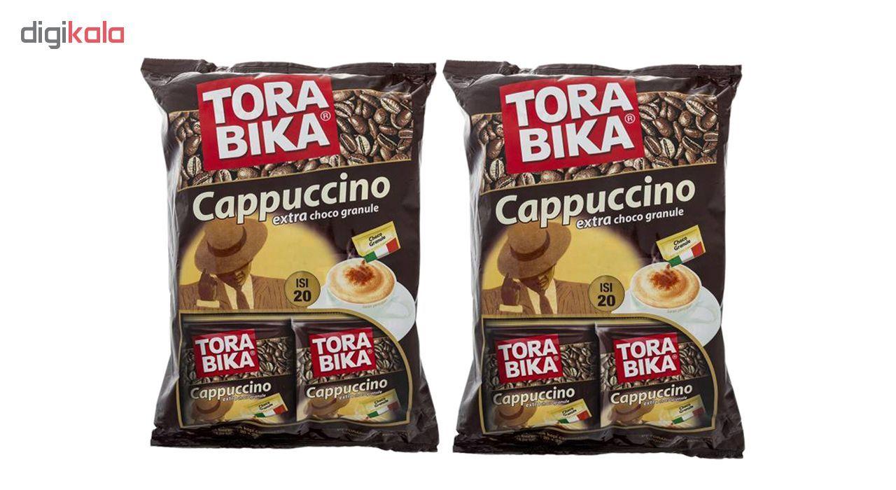 کاپوچینو ترابیکا مدل Cappuccino بسته 40 عددی main 1 1