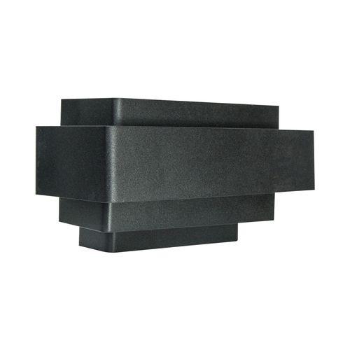 چراغ دیواری روژ مدل ROJ 028 مشکی مات