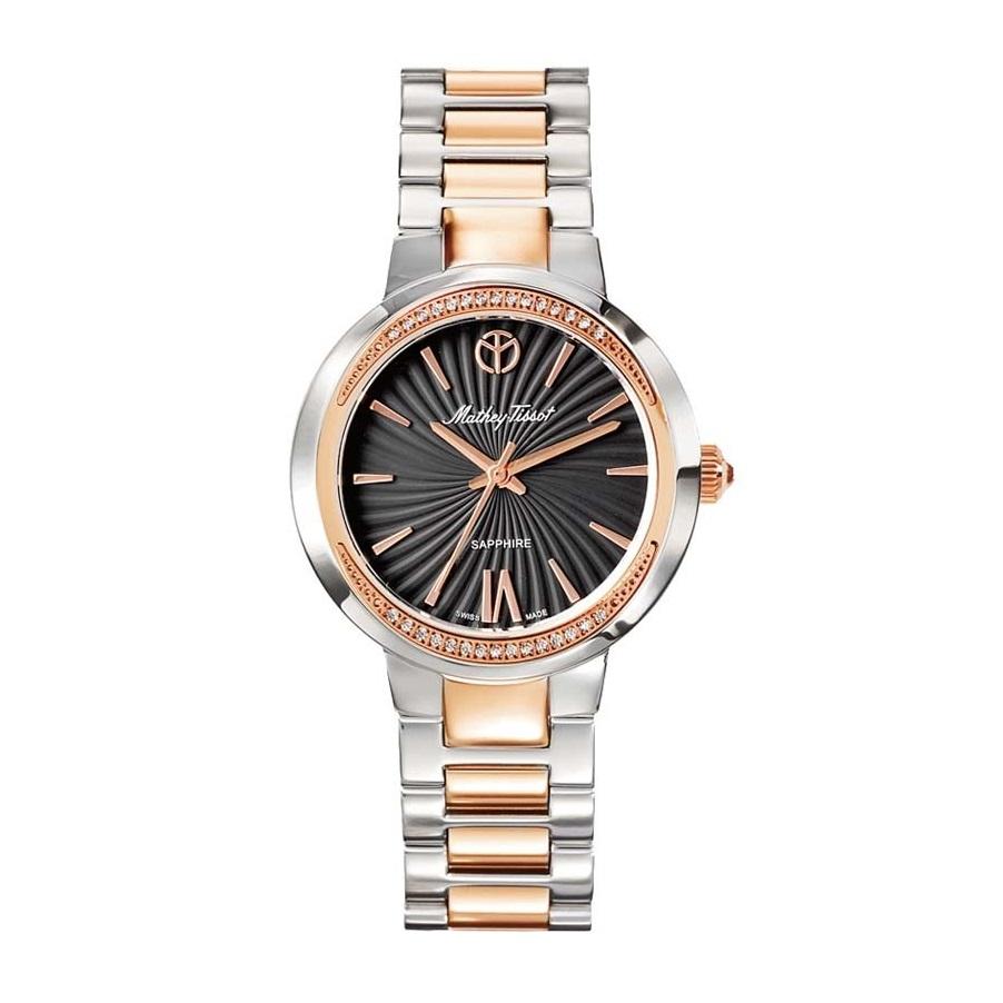 ساعت مچی عقربه ای زنانه متی تیسوت مدل D3082RN