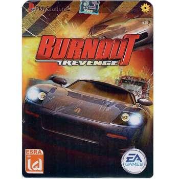 بازی Burnout Trevenge مخصوص  PS2