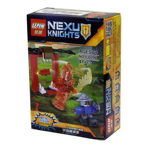 ساختنی لپین مدل Nexu Knights 03029B