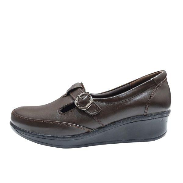 کفش چرم طبی زنانه ایران پا مدل شیدا | Iranpa Sheida Shoes For Women