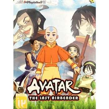 بازی Avatar The Last Airbender مخصوص ps2
