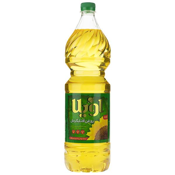 روغن مایع آفتابگردان اویلا - 1.5 لیتر