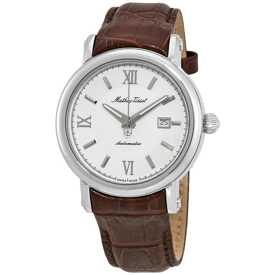 ساعت مچی عقربه ای مردانه متی تیسوت مدل H9030AI