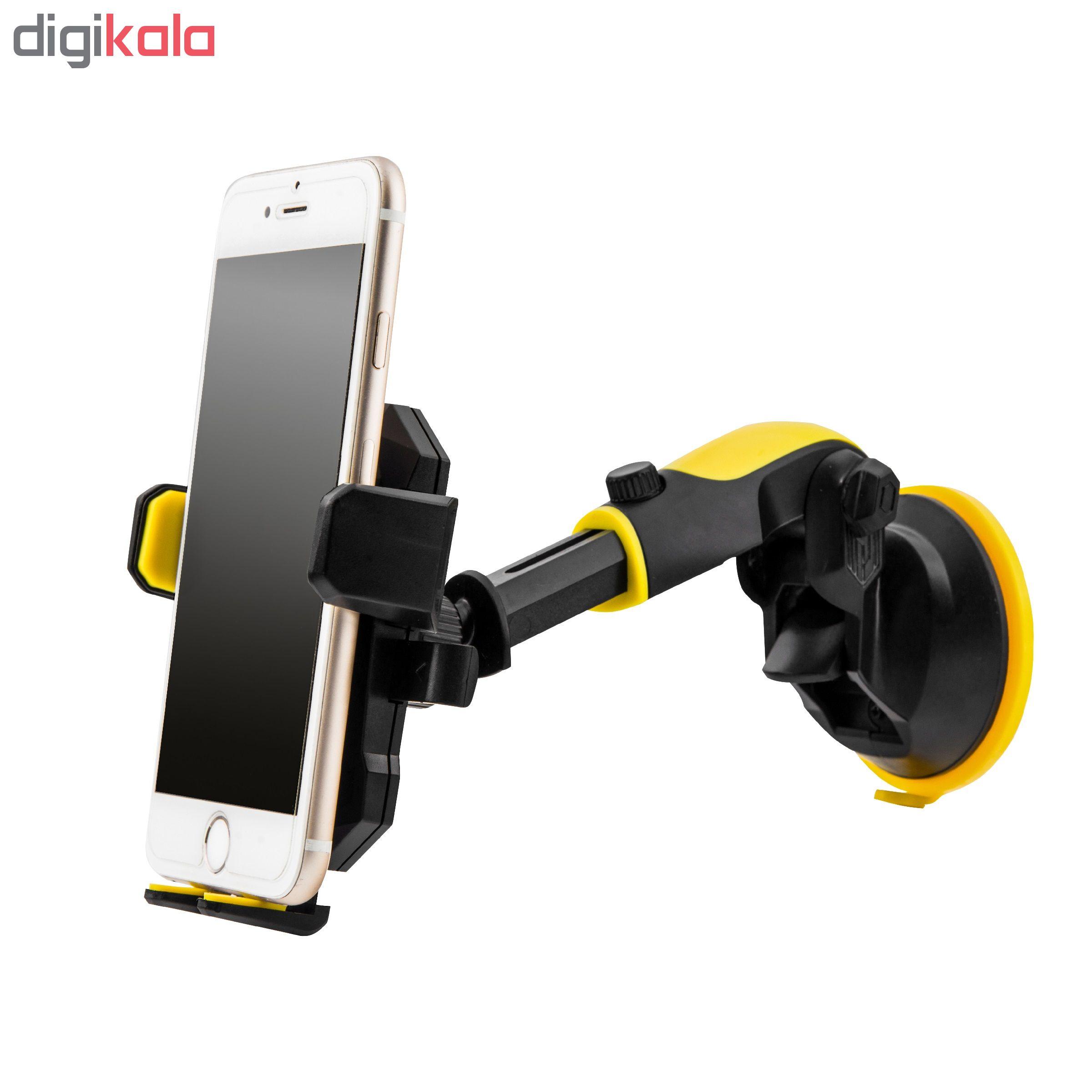 پایه نگهدارنده گوشی موبایل کلومن مدل K-HD008