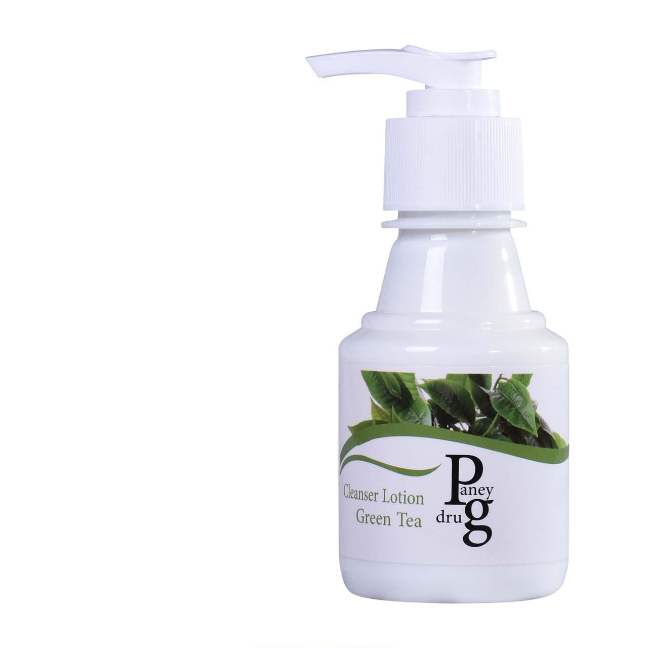 شیرپاک کن پانی دراگ مدل عصاره چای سبز حجم 120 میلی لیتر