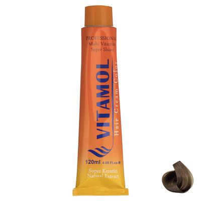 تصویر رنگ مو گیاهی ویتامول سری Honey مدل Honey  شماره 6.54