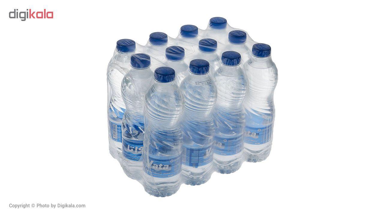 آب معدنی واتا حجم 500 میلی لیتر بسته 12 عددی main 1 1