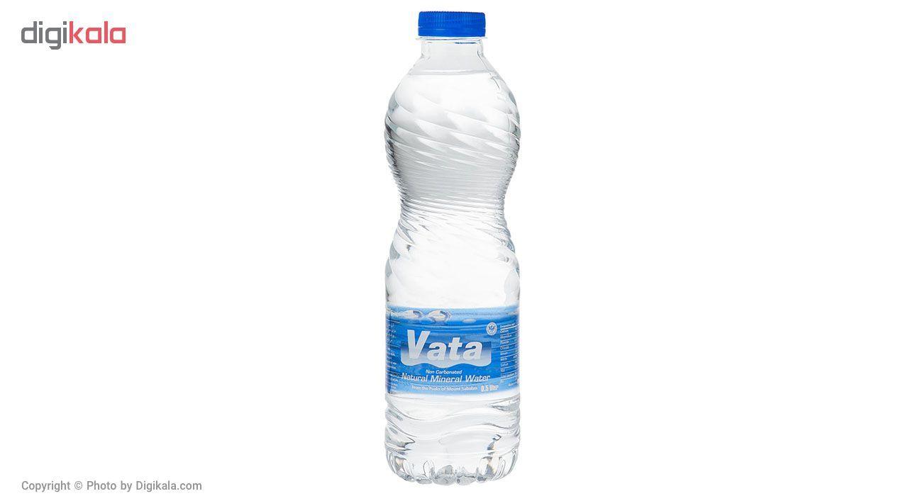 آب معدنی واتا حجم 500 میلی لیتر بسته 12 عددی main 1 2