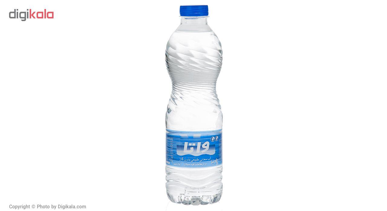 آب معدنی واتا حجم 500 میلی لیتر بسته 12 عددی