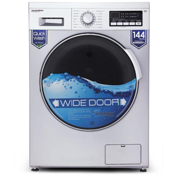 ماشین لباسشویی پاکشوما مدل WFU-90412 با ظرفیت 9 کیلوگرم