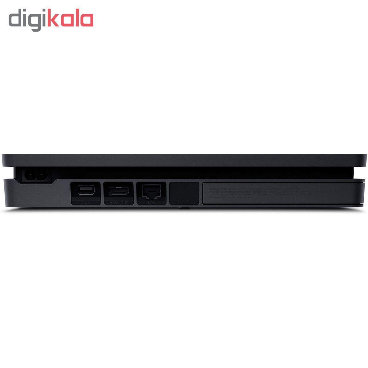 کنسول بازی سونی مدل Playstation 4 Slim کد Region 2 CUH-2216A - ظرفیت 500 گیگابایت main 1 3