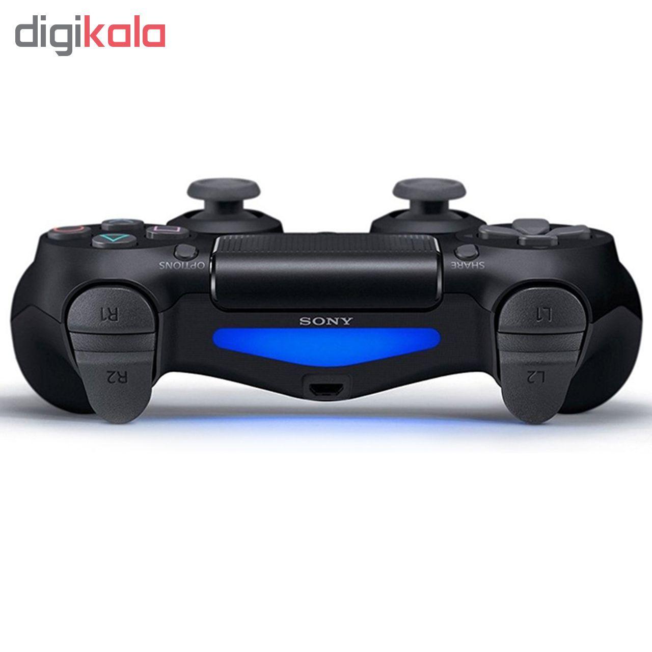 کنسول بازی سونی مدل Playstation 4 Slim کد Region 2 CUH-2216A - ظرفیت 500 گیگابایت main 1 7