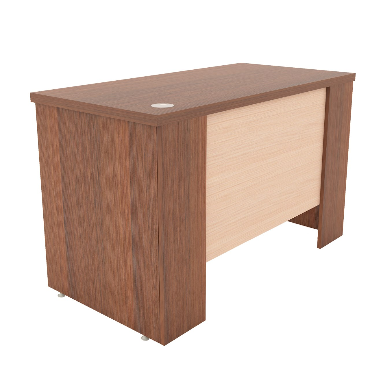 میز اداری  سازینه چوب سری کارو مدل S-G120