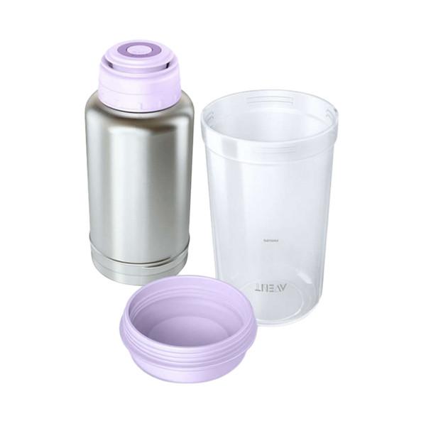 فلاسک گرمکن شیشه شیر اونت مدل SCF256/00