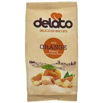 بیسکویت دلاتو با طعم پرتقال مقدار 170 گرم